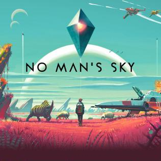 No Man's Sky Cover Page