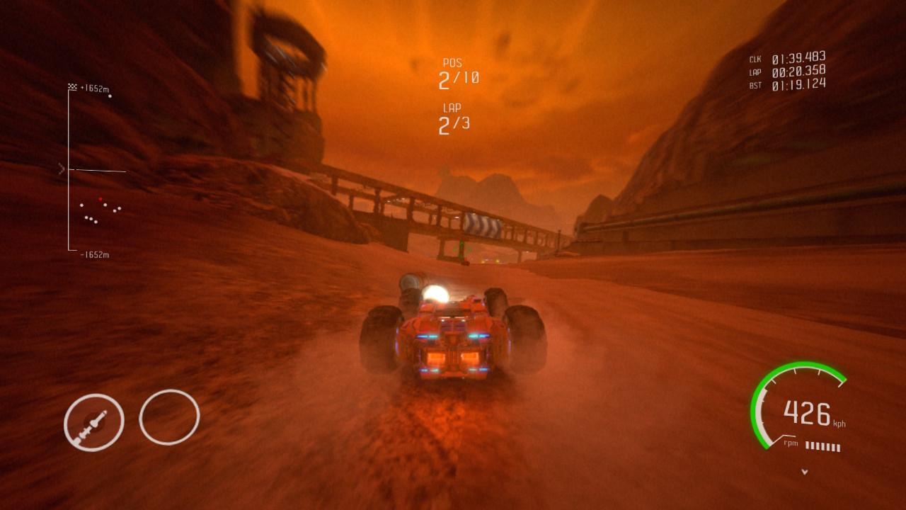GRIP Sand Race