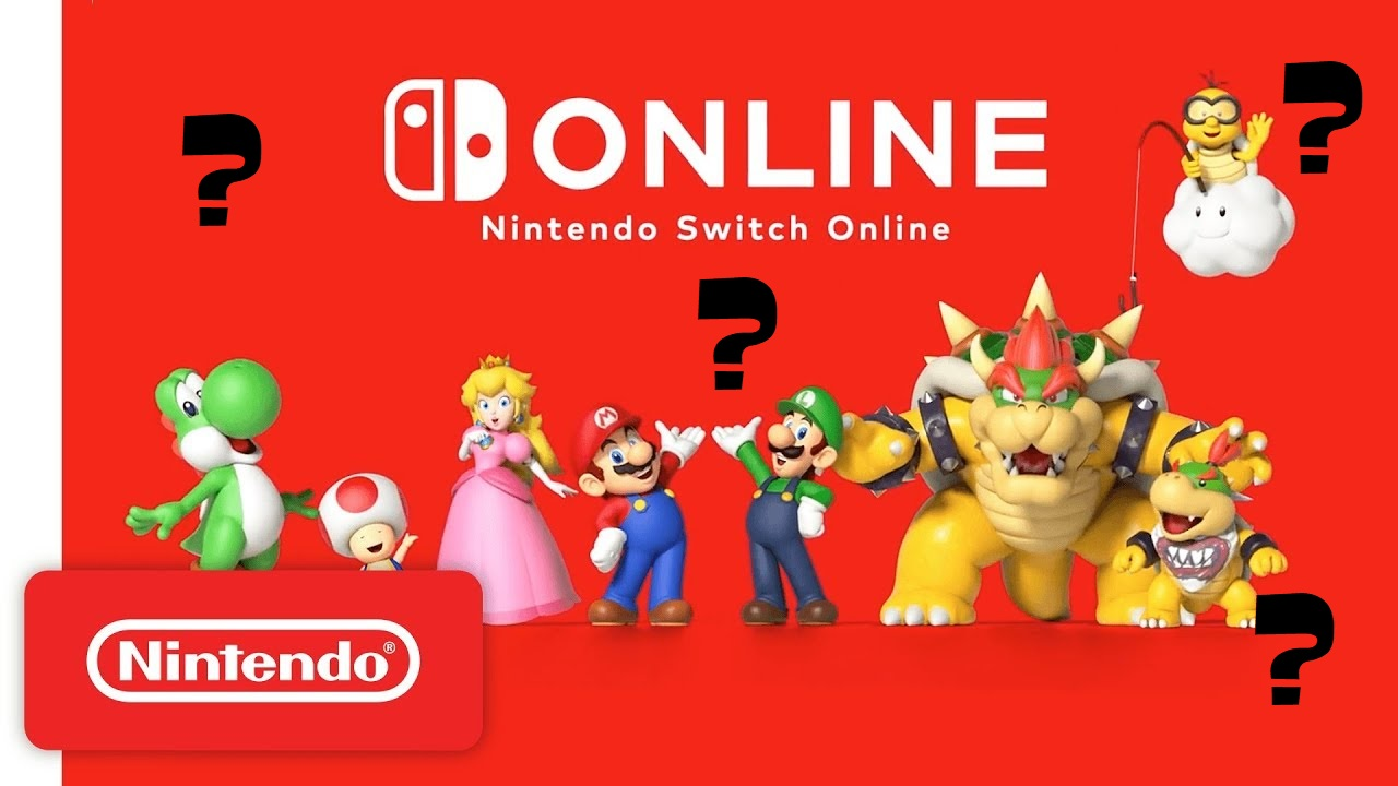 Worrying Time For Nintendo Switch Online