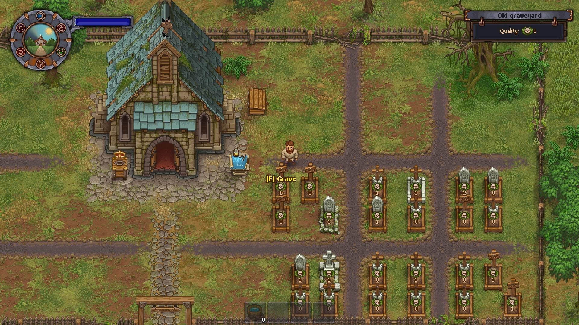 Graveyard Keeper - Graveyard