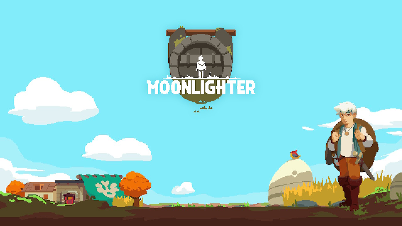 Main Moonlighter Logo Picture