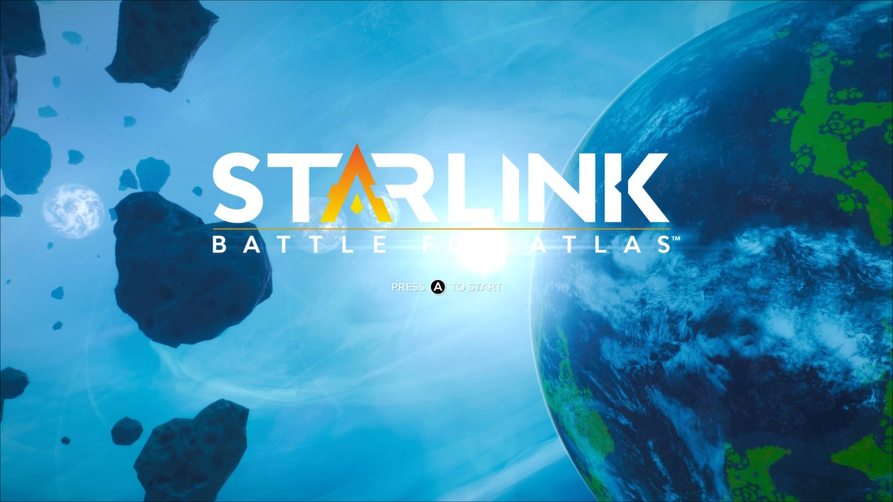 Starlink Main Logo Picture
