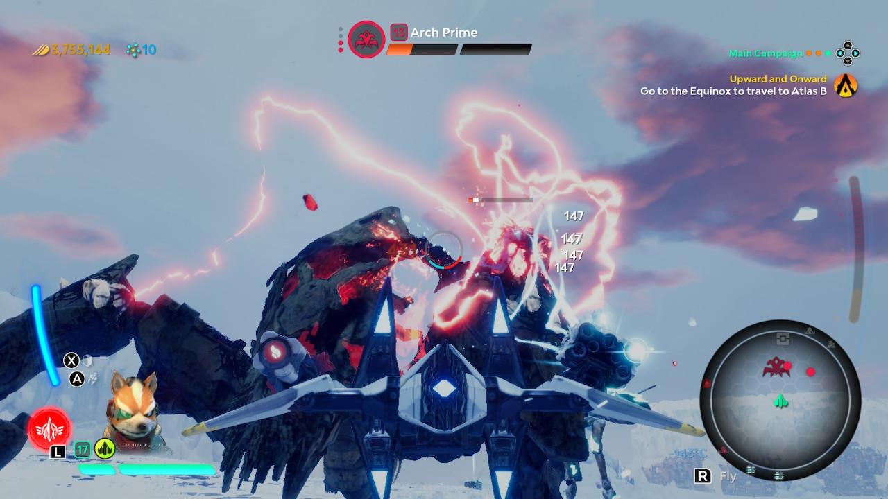 Starlink Prime Battle