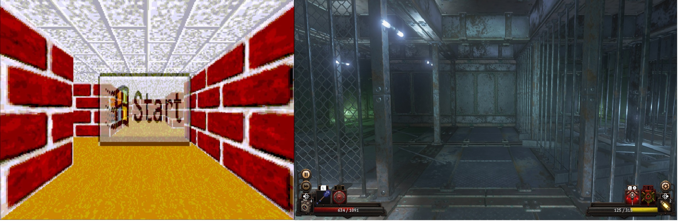 Vaporum & Windows Maze