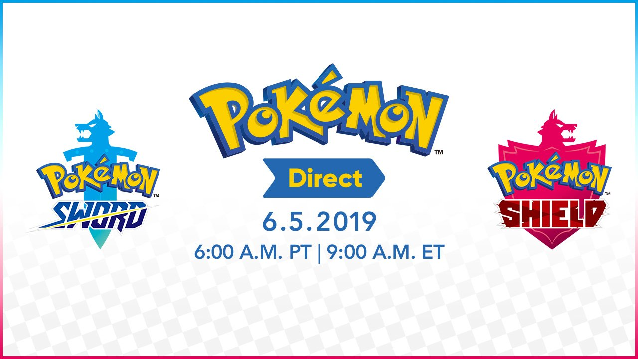 Pokemon Direct 050619