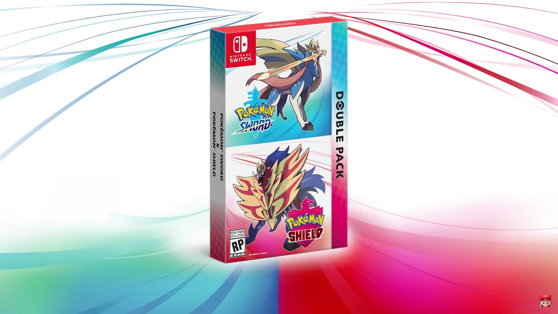 Pokemon Sword & Shield Double Pack