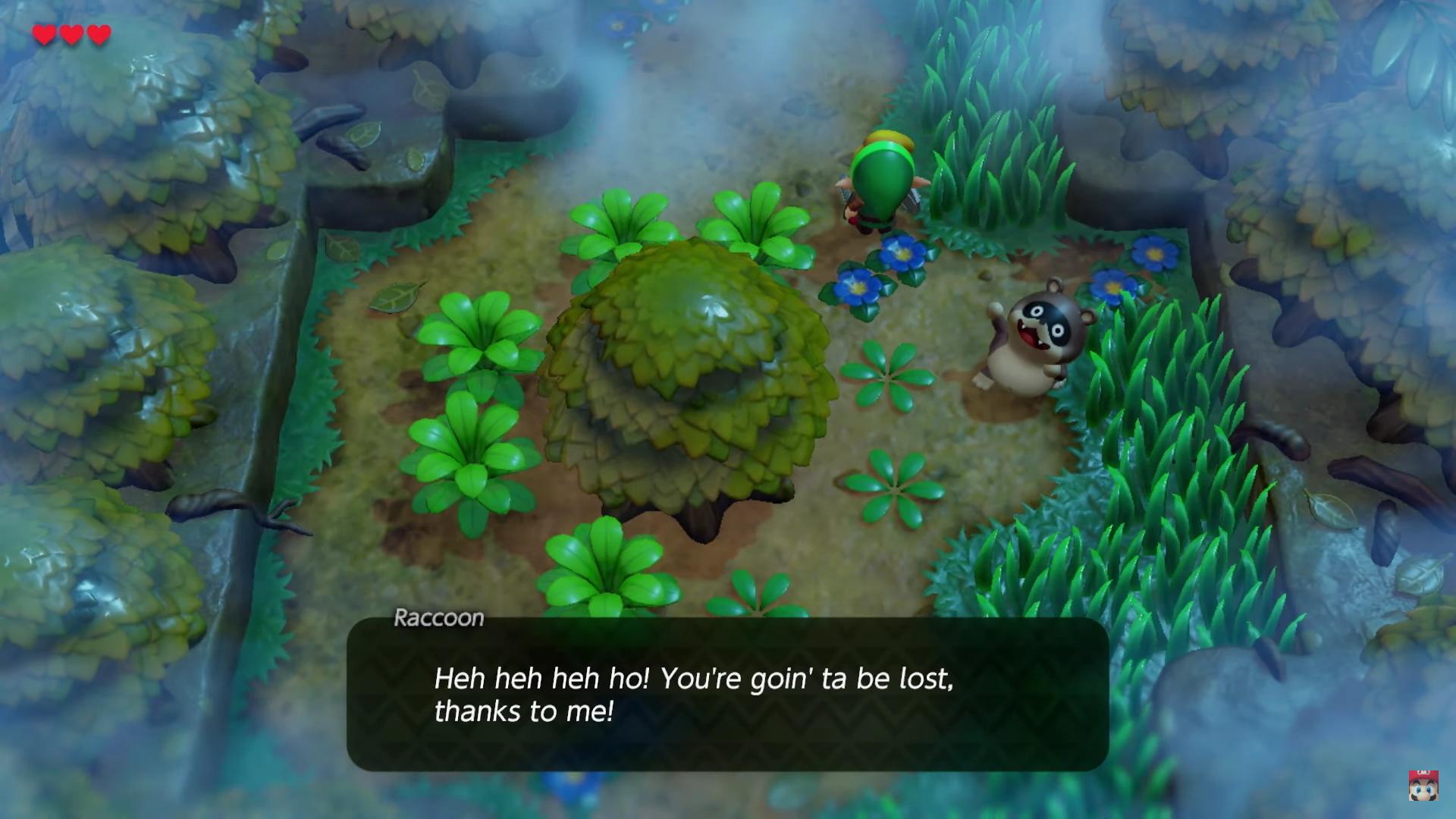 Link's Awakening Trailer