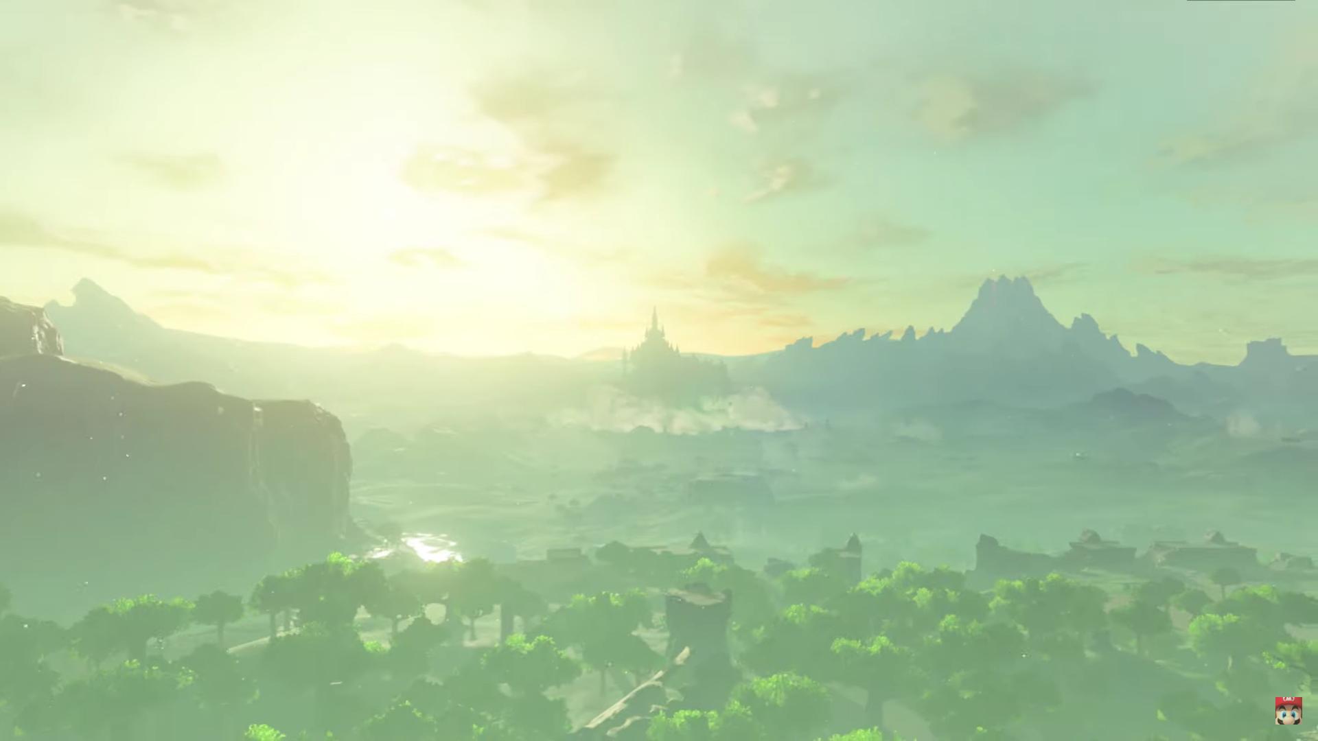 Nintendo Won E3 - BOTW2