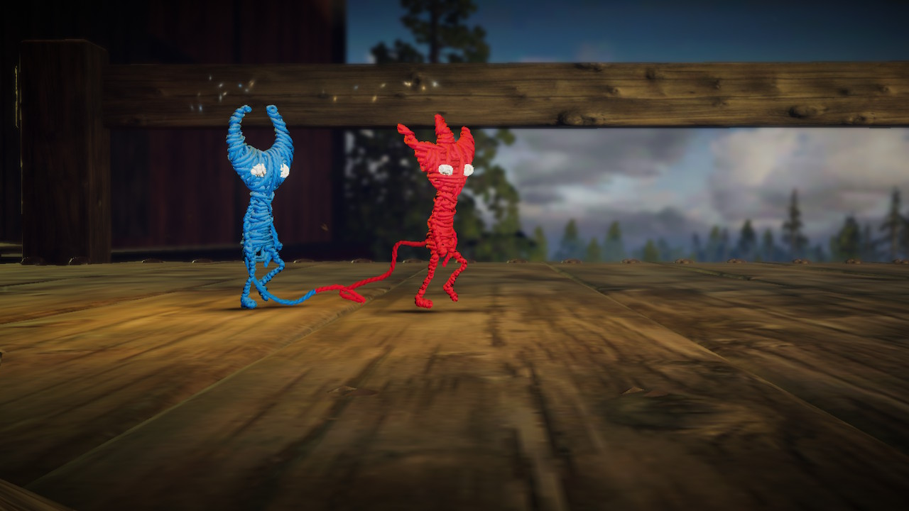 Unravel 2 Large Yarny's