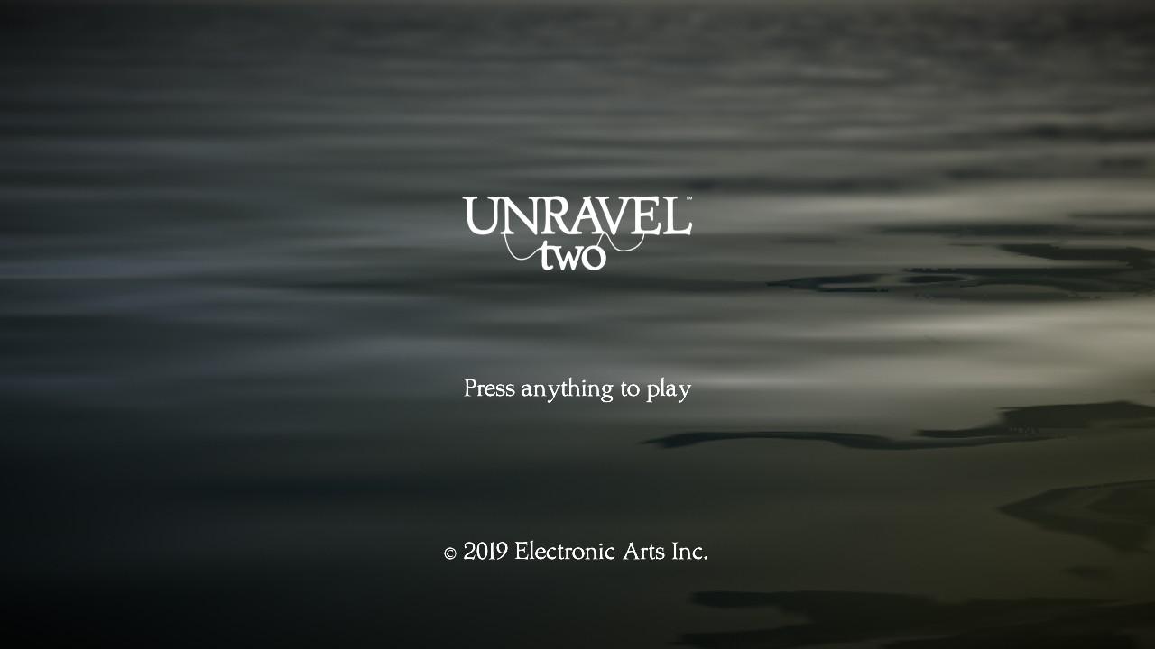 Unravel 2 Main Logo