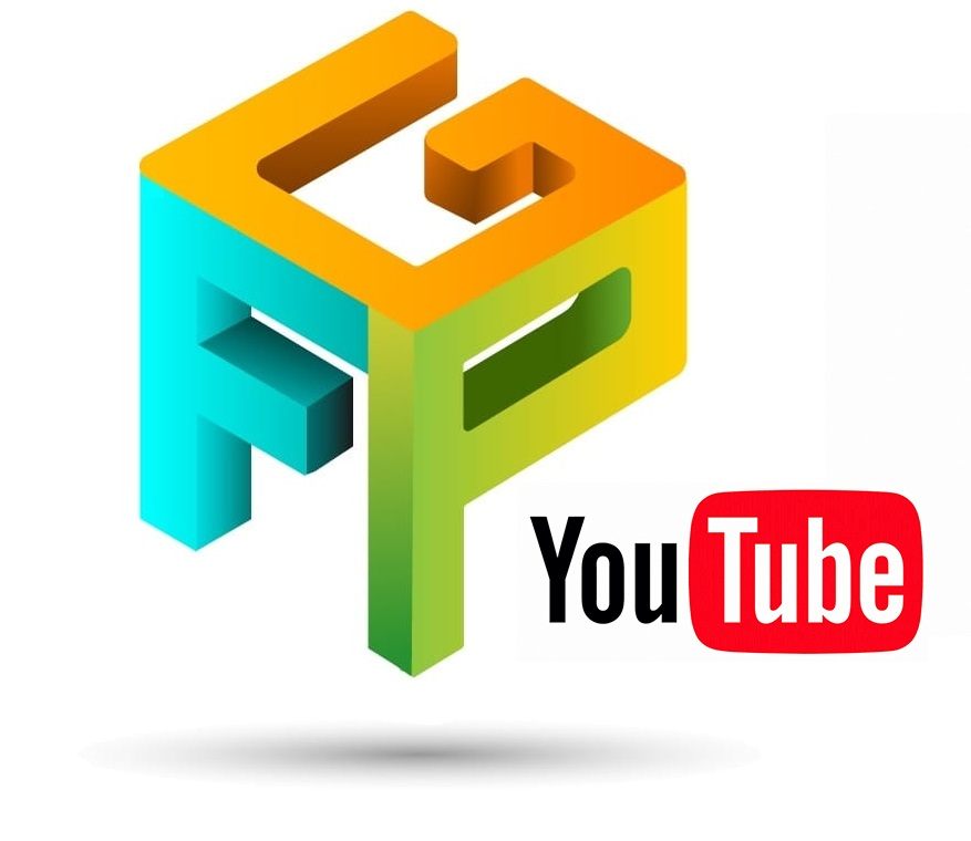 Front Page Logo YouTube