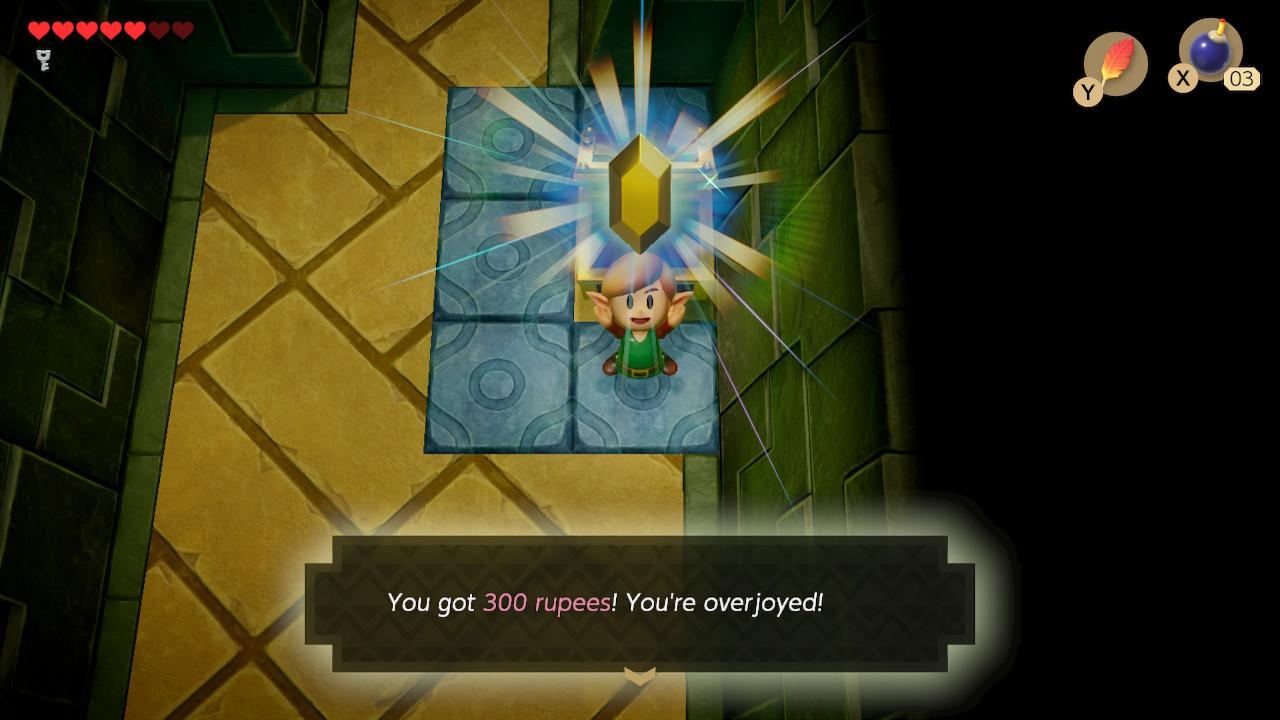 Link's Awakening Rupees