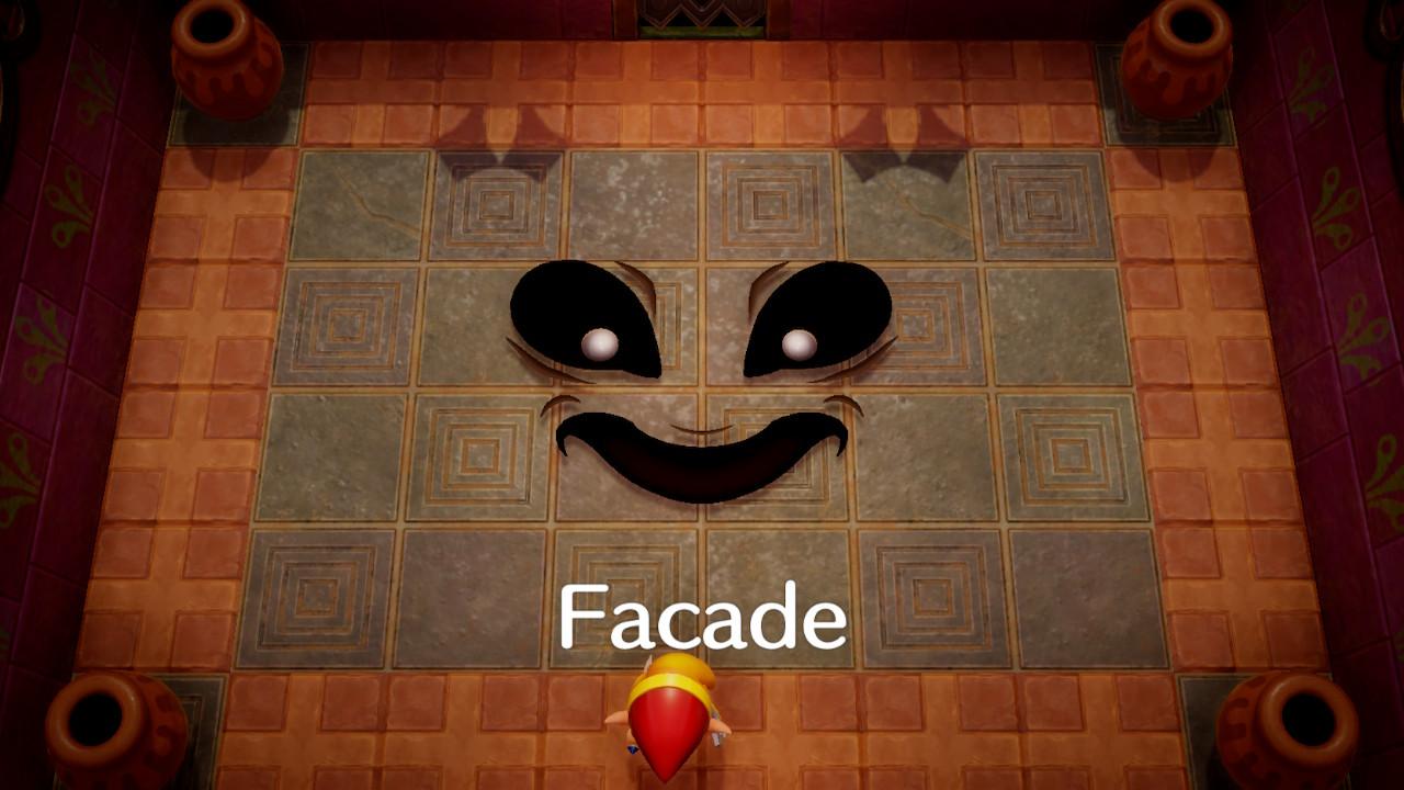 Facade Boss Battle