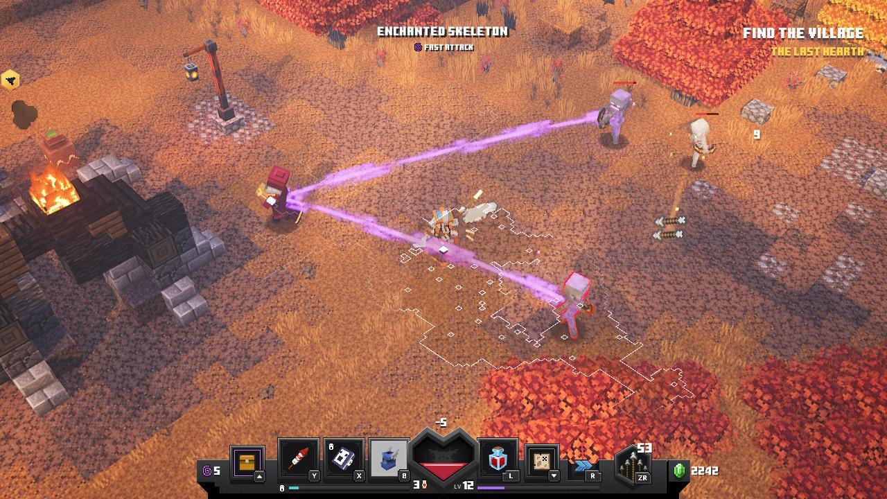 Mob Variety Minecraft Dungeons